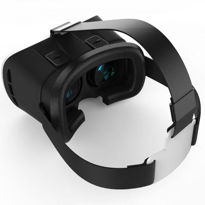 VR WORLD BOX  lentes de Realidad Virtual VR WORLD BOX Virtual 3D para Smartphone