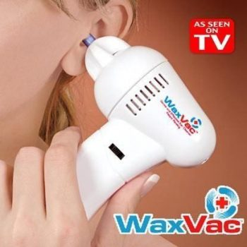 Limpiador De Oidos Ear Cleaner Wax Vac Seguro Ear Rapido Cleaner Tambien Para Bebe Limpiador de oídos Cera Removedor Cureta